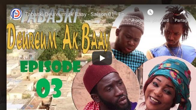 Tabaski Deureum ak Baay - Saison 01 - Episode 03