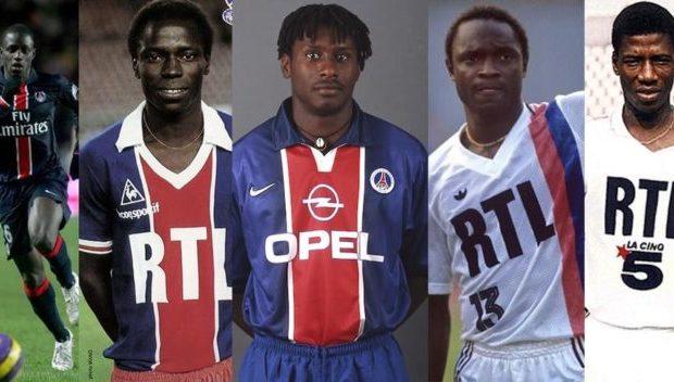 Voici les 10 sénégalais qui ont porté le maillot du PSG avant Gana Gueye (photos)