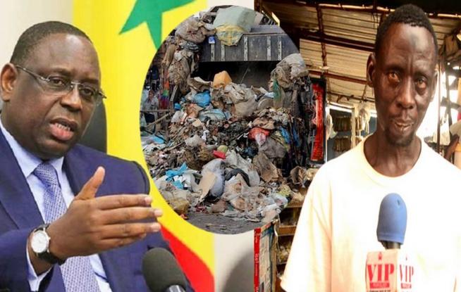 SAMA GUISS GUISS: Macky Sall pour un Sénégal zéro déchet bidonville, ce qu'en pense les senegalais.