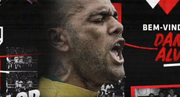 Mercato : Dani Alves retourne à São Paulo