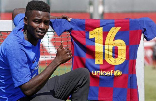Officiel FC Barcelone: Très bonne nouvelle pour le jeune Moussa Wagué
