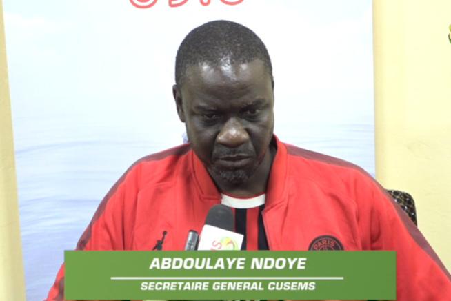 Hausse des dépenses de l'Etat - Cusems: Abdoulaye Ndoye appelle à des correctifs, pour instaurer une équité et une justice sociale