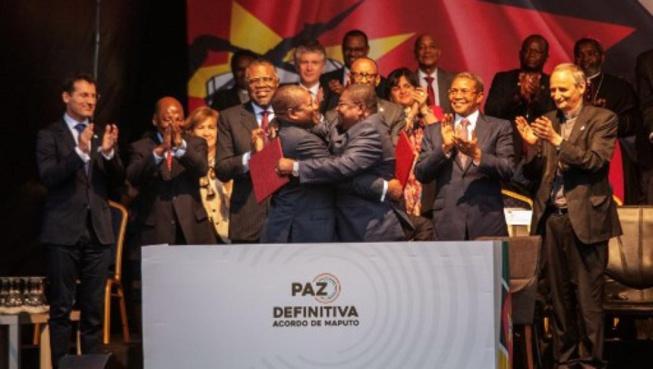 Mozambique: la Renamo a signé un accord de paix