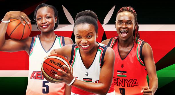 Afrobasket : Le Kenya, faute d'argent, n'envoie que 10 joueuses