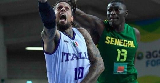 Basket – Préparation pour le mondial: Tacko Fall et Gorgui Sy Dieng absents , les Lions humiliés par l'Italie en amical