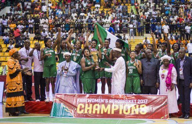 Afrobasket : le Nigeria veut défendre son titre