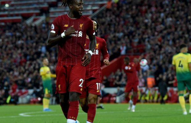 Premier League : Liverpool démarre fort en surclassant Norwich (4-1)…