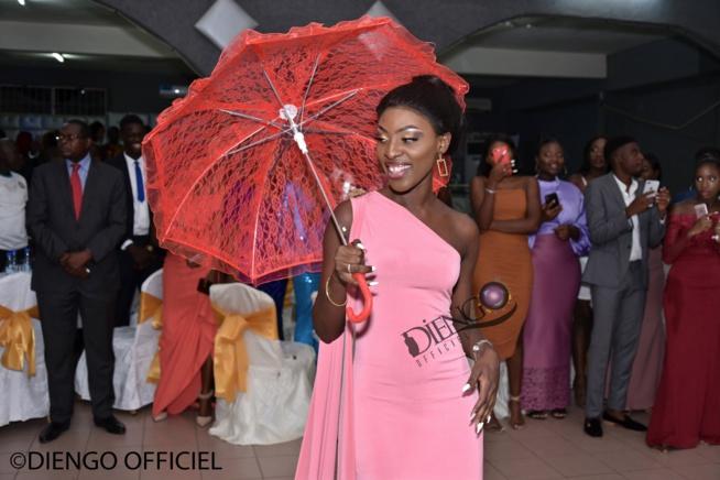 Le mariage royal du mannequin et top modèle internationale Rouguiatou Ba