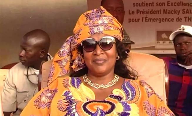 Ndèye Tické Ndiaye dément et précise : « Il n'y a pas de vacances gouvernementales »