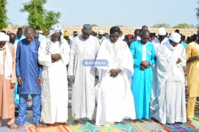 l'artiste chanteur Baaba Maal a célébré la Tabaski à Yene