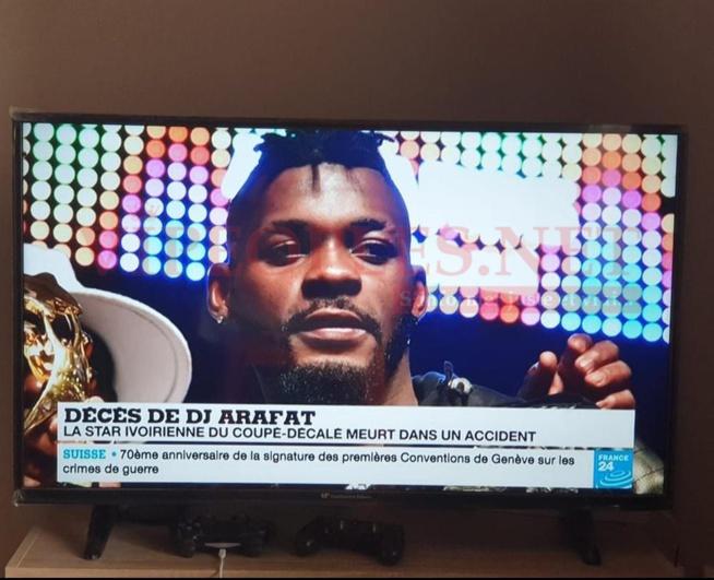 Côte d'Ivoire : Victime d'un accident de moto, le roi du coupé-décalé DJ Arafat est décédé