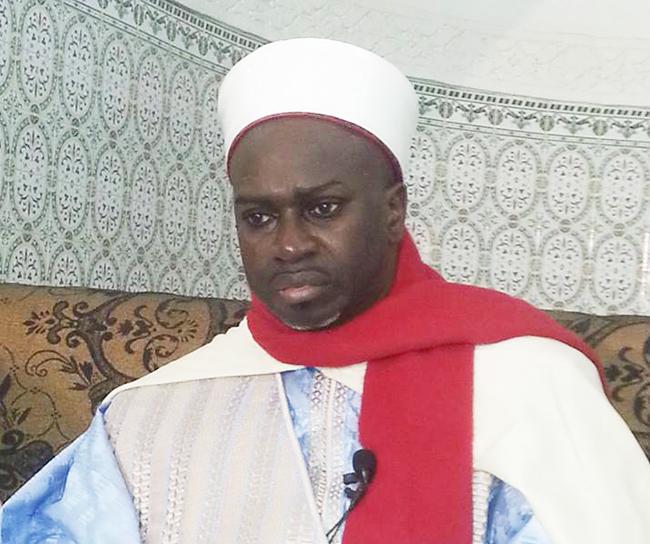 """Imam Abdallah Cissé aux musulmans: """"la mort est devant nos portes et n'épargnera personne..."""""""