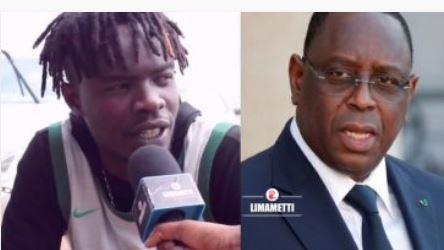 "Sama Khalate -Zero Déchets : ""sénégalais yi gno waara diapalé Macky Sall"""