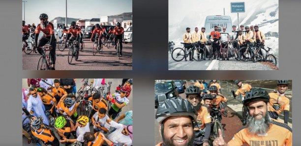 Pèlerinage à la Mecque : Ces Britanniques ont fait 6 500 km à vélo pour se rendre en Arabie saoudite