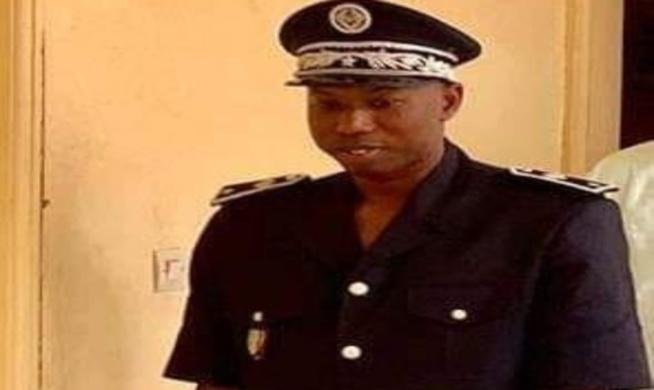 Précisions: Le commisaire Sankharé n'a pas été radié, il est toujours…