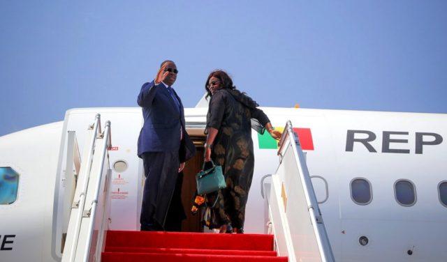 Macky Sall s'offre quelques jours de vacances en France