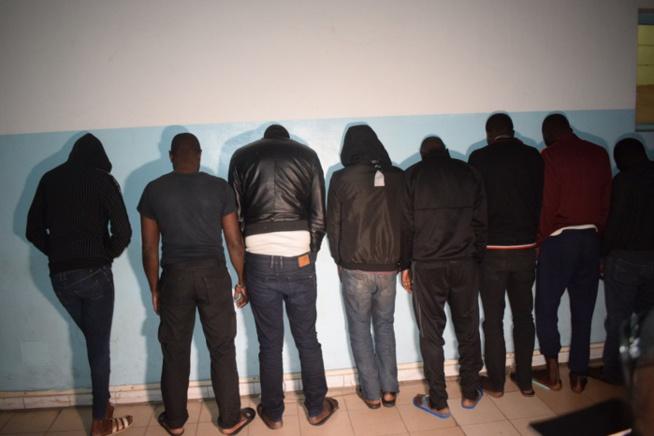 Série de cambriolages à Dakar : Un gendarme auxiliaire arrêté, un agent de la police recherché