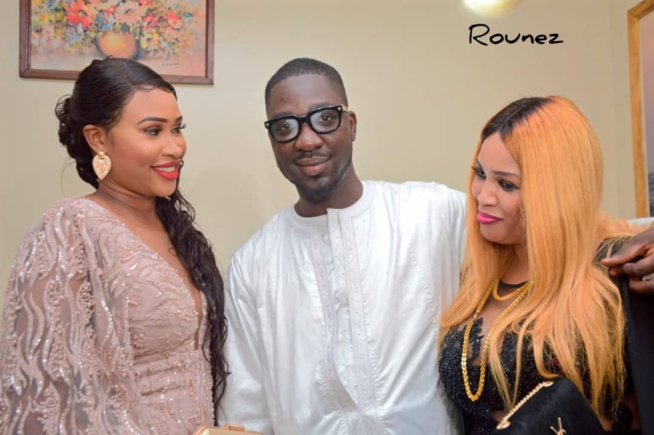 Défilé de stars au mariage royal de Ndanaane le styliste de Wally Seck