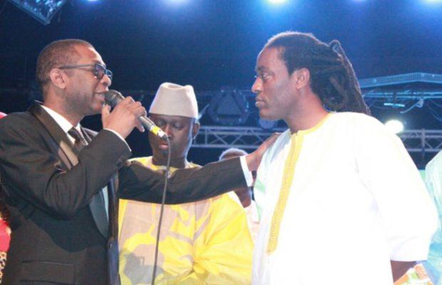 Rufisque : Youssou Ndour apporte son soutien à Mame Goor Diazaka pour la conquête de la mairie