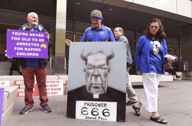 Australie: la condamnation pour pédophilie du cardinal Pell, confirmée en appel