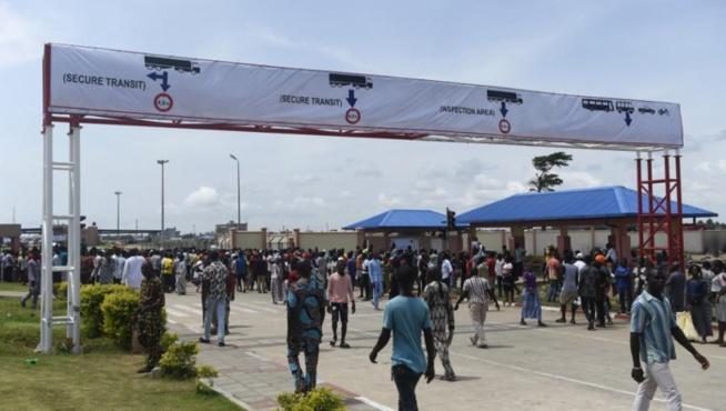 Fermeture temporaire de la frontière entre le Nigéria et le Bénin