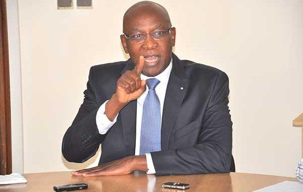 Ouakam : Serigne Mbaye Thiam annonce des sanctions contre l'entreprise qui a bouché les canaux d'évacuation