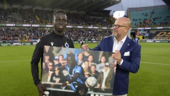 Mercato: Après Amadou Sagna , un autre jeune talent sénégalais rejoint Krepin Diatta au FC Bruges (Photo)