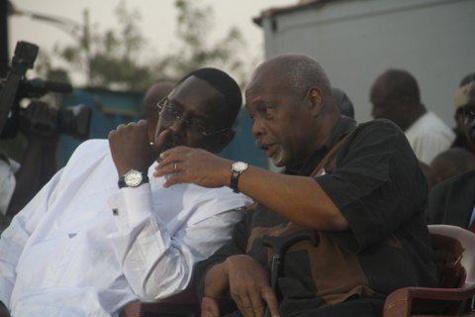 Décès de Amath Dansokho : Le message émouvant du Président Macky Sall
