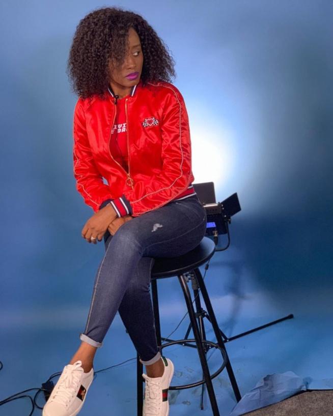 Après Wally Seck, Queen Biz interviewée par Trace Tv