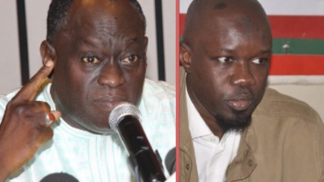 Me El Hadj Diouf s'en prend au leader de Pastef: » Ousmane Sonko ne raconte que des contre-vérités «