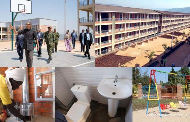 Le Président Paul Kagame inaugure un nouveau village modèle pour les pauvres au Rwanda