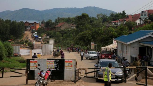 Ouganda: Une fillette congolaise contrôlée positive au virus Ebola