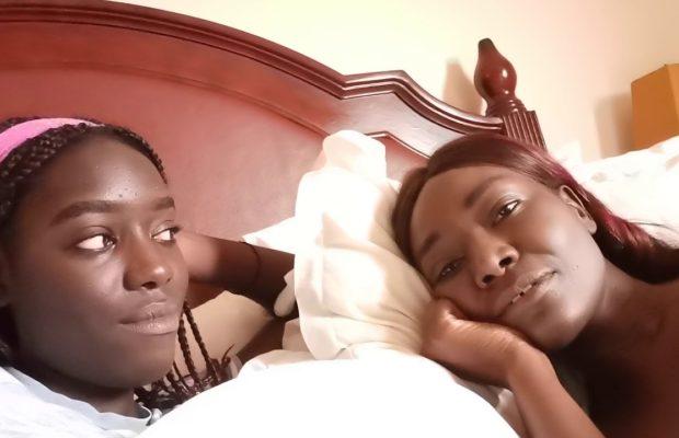 (VIDEO) Coumba Gawlo toute triste se confie à sa fille