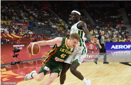 Mondial 2019 : Lourde défaite des lions face à la Lituanie