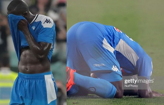 KALIDOU KOULIBALY a réagi : « Le but contre notre camp me fait mal, mais »