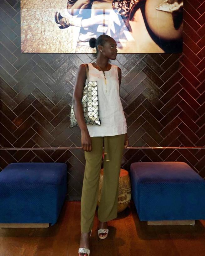 Découvrez La ravissante fille de Serigne Abdou Karim Mbacké