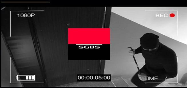 SGBS Avenue Malick Sy : Tentative de cambriolage digne d'un film hollywoodien
