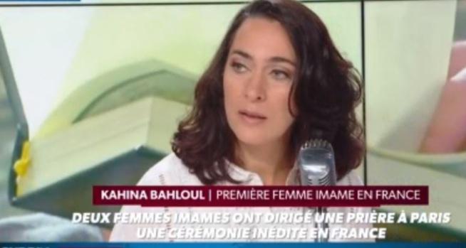 """La première femme imame de France sur RMC: """"Il faut que les hommes et les femmes aient exactement la même place dans la religion musulmane"""""""