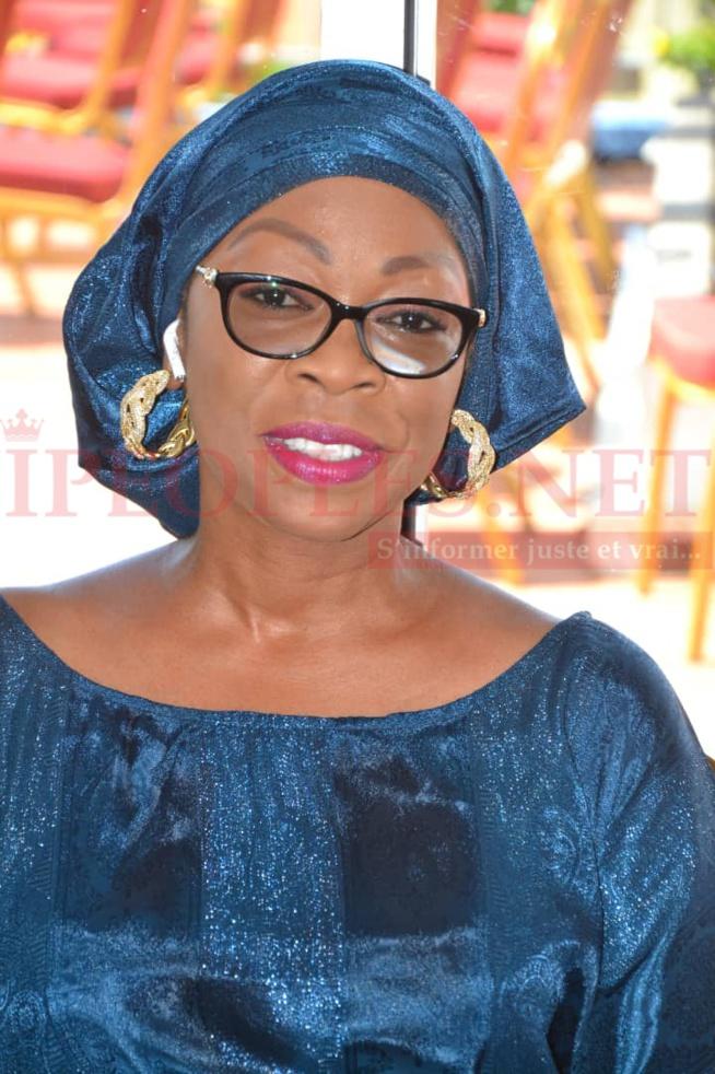 Les images du baptéme de la fille du producteur Mbacké Dioum.
