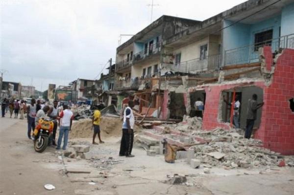 Effondrement d'une partie du collecteur de Hann : une bombe écologique qui menace Dakar