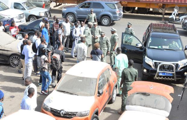Drogue saisie au Port: Le mécanicien du navire Grande Nigéria, arrêté