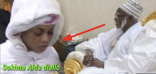 Sokhna Aïda à Serigne Mountakha : « Kheutio wouma khalifa »(vidéo)