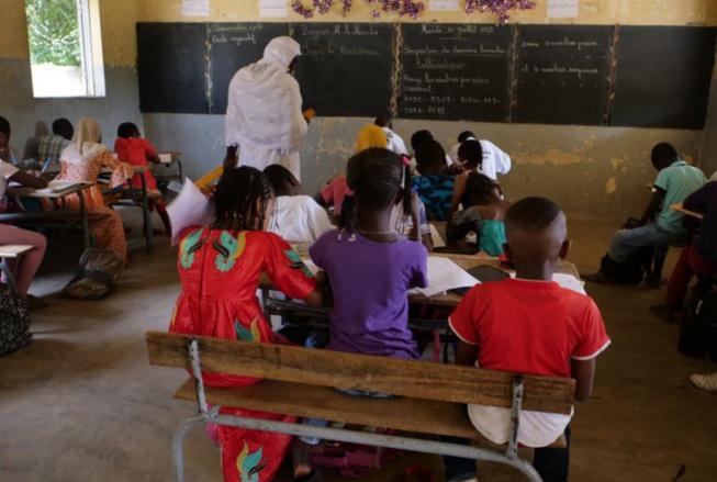 Keur Mousseu : Le maire pour une éducation de qualité