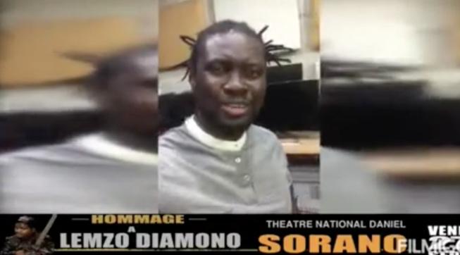 HOMMAGE À LAMINE FAYE: Les artistes se mobilise pour le 27 septembre à SORANO