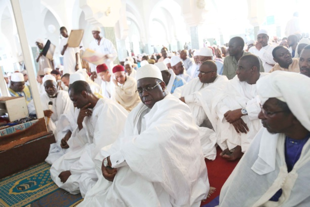 Présentation de condoléances: Macky Sall attendu aujourd'hui à Medina Gounass