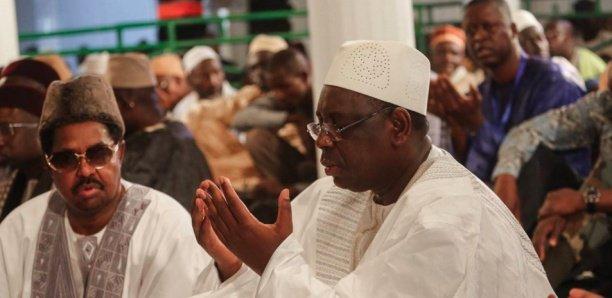 Polémique: Macky Sall se veut clair et freine Ahmed Khalifa Niass « que l'on ne me mêle pas à des histoires de confréries ou de religions… Je demanderais à Ahmed »