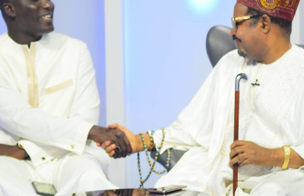 Ahmed Khalifa Niasse brise le silence, après la sortie du président Macky Sall