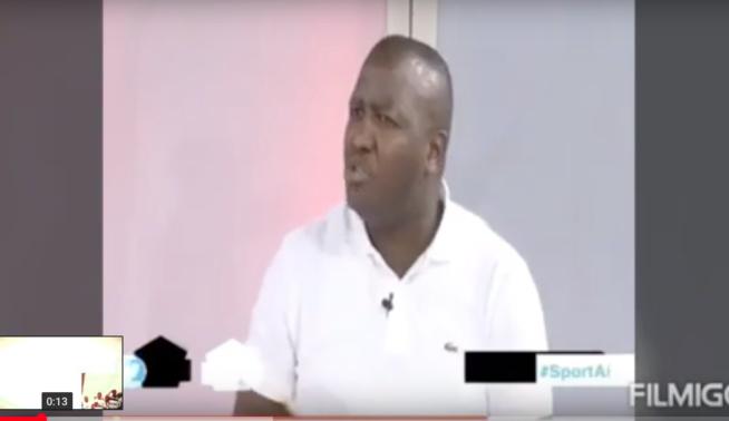 VIDÉO: Basket, El Hadj Sarr de la fédération pris en flagrant délit de mensonge par l'ex entraineur Adidas sur la TFM