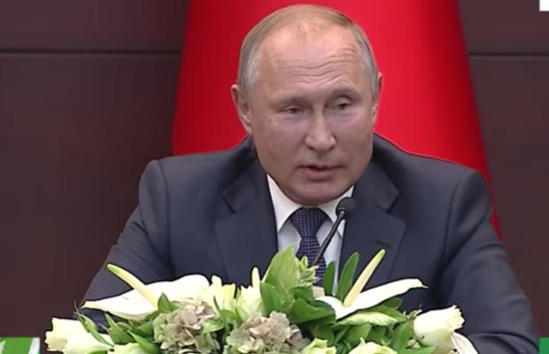 Vidéo : Quand Poutine cite le Coran pour s'adresser à l'Arabie saoudite