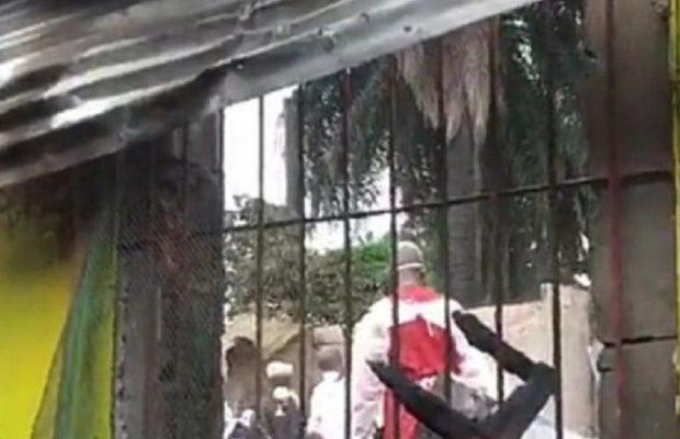 Libéria : 28 morts dans l'incendie d'une école coranique.